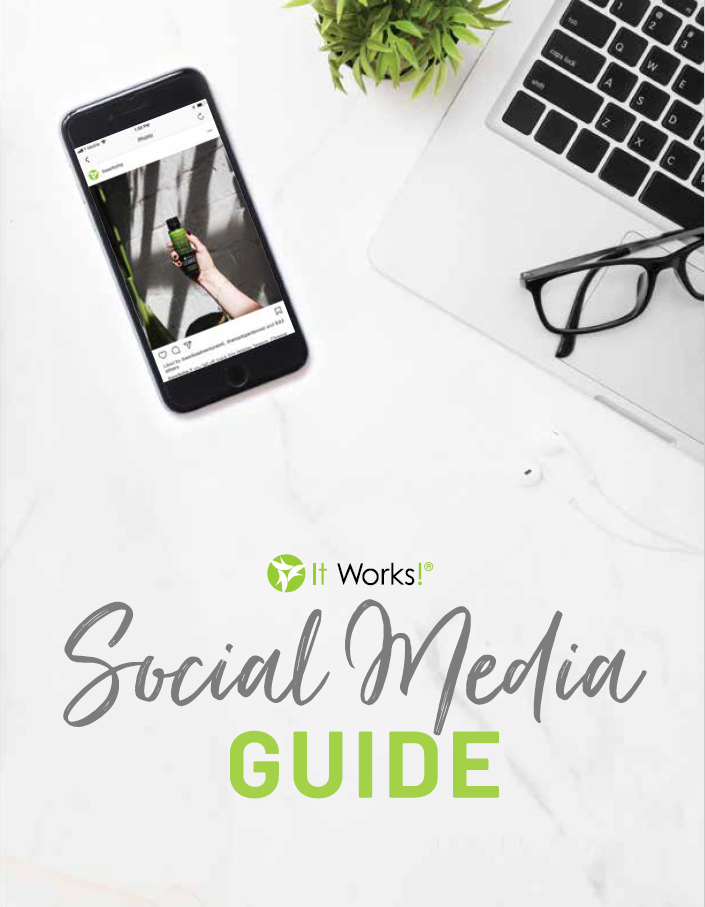 It Works! Social Media Guide